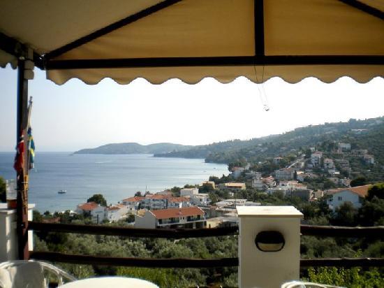 Hotel Rene: Vista dall'Hotel Renè