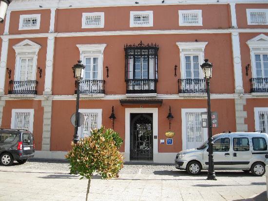 Casa Palacio Conde de la Corte: Extérieur hôtel