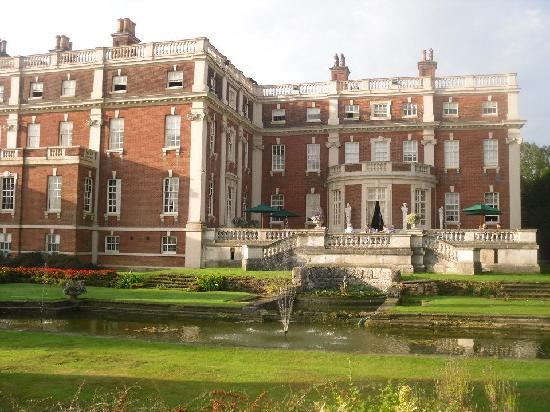 Swinfen Hall Hotel: The Hall from Rear Gardens