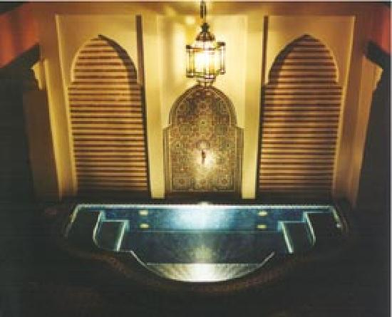 riad yamsara : patio