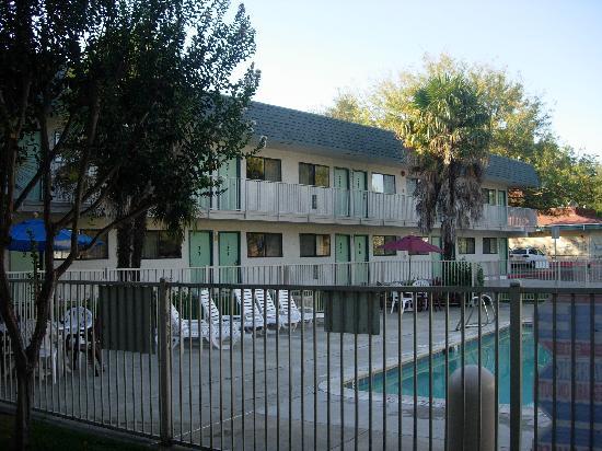 Motel 6 Davis - Sacramento Area: extérieur
