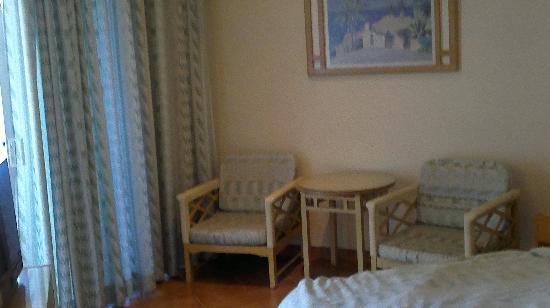 Hotel Puerto Palace : Habitación cómoda