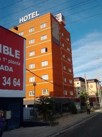 H2 Fuenlabrada: El hotel