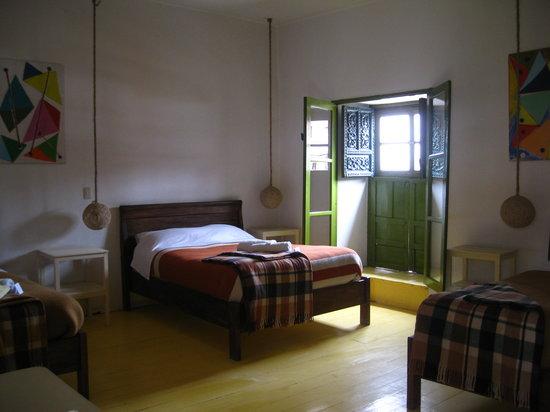 Ninos Hotel Meloc: Room Pieter. 4 beds.
