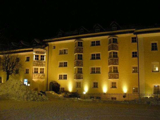 Hotel Adler Dolomiti Spa & Sport Resort: albergo