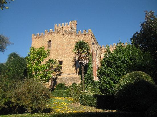 Fattoria Palazzo di Piero : The Castle - Plazzo di Piero