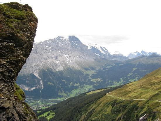Grindelwald, Ελβετία: Faulhorn dayhike