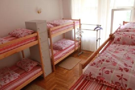 D'Lux Kiev Hostel: 8-beds dorm