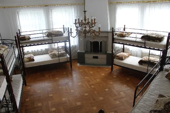 D'Lux Kiev Hostel: 12-beds dorm