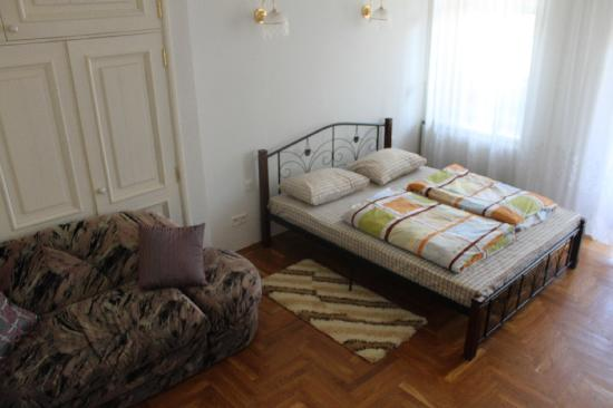 D'Lux Kiev Hostel: Superior private room