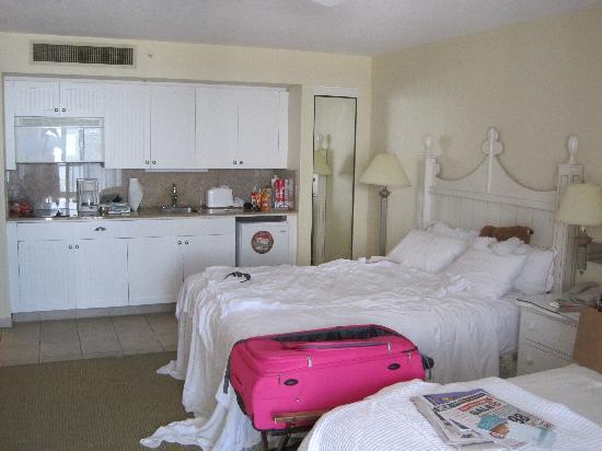 Pink Shell Beach Resort & Marina: Zimmer im 5. Stock des Sanibel View Gebäudes