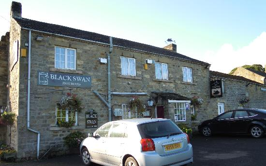 Fearby, UK : The Black Swan