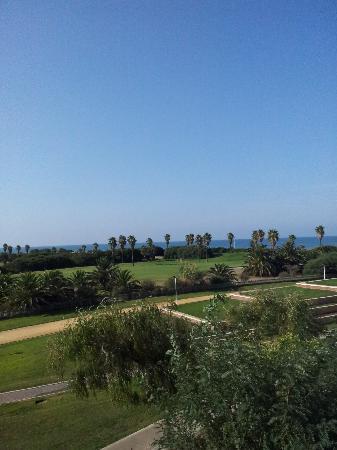 Playaballena Spa Hotel: VISTA DESDE LA HABITACION