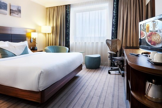 Hilton Garden Inn Hotel Krakow: Standrad room