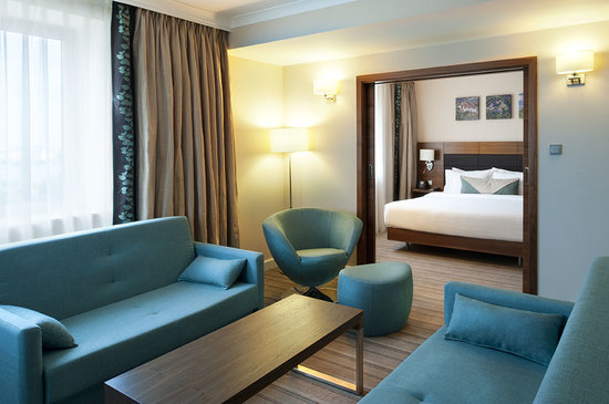 Hilton Garden Inn Hotel Krakow: Junior suite