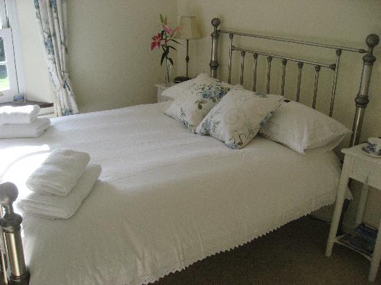 Stablegrove Bed & Breakfast : Burrington Room