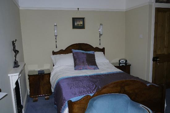 Downton Lodge Country Bed and Breakfast: Our room