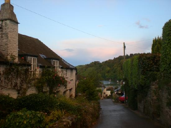 Downton Lodge Country Bed and Breakfast: Dittisham village