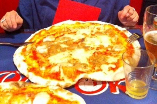 Pizza OK 2 Pizza al tonno