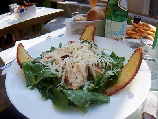 La Rinascente : chicken salad