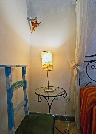 B&B Centro Antico : dettaglio suite napoletana