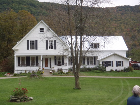 Liberty Hill Farm Inn: The Farm House