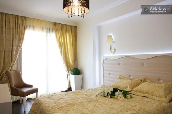 Buyukada Kumsal Butik Otel : Odamızdan Görüntü