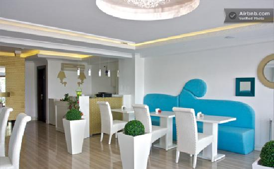 Buyukada Kumsal Butik Otel: Otel Girişi