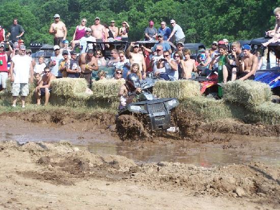 Cloud 9 Ranch Club: Annual Mud Bog - 2011