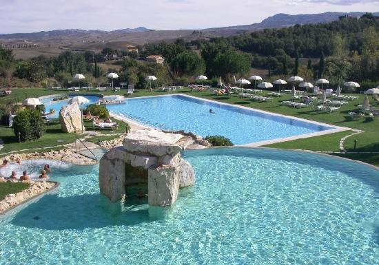 Piscina termale picture of adler spa resort thermae bagno vignoni
