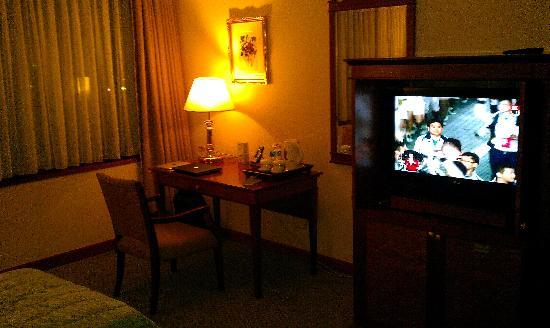 Hotel Inter-Burgo Daegu: 房間