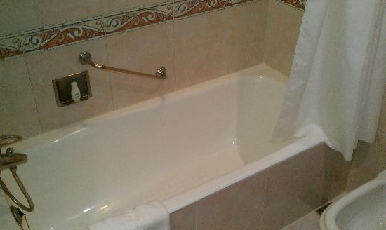 Hotel Inter-Burgo Daegu: 浴室