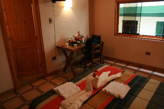 Royal Inti Inn: Matrimonial room