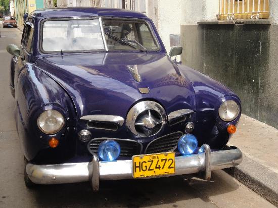 La Havane, Cuba : carro particular