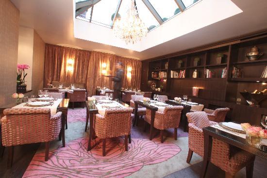 Champs Elysees Plaza Hotel: Restaurant Le Keller