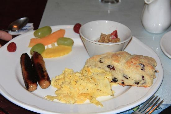 Arbor View Inn: Awesome Breakfast
