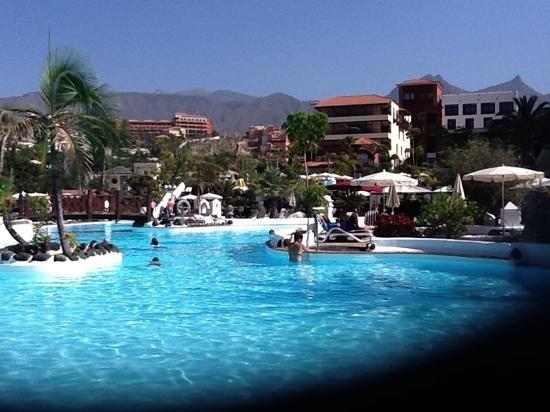 Gran Tacande Wellness & Relax Costa Adeje: la piscina