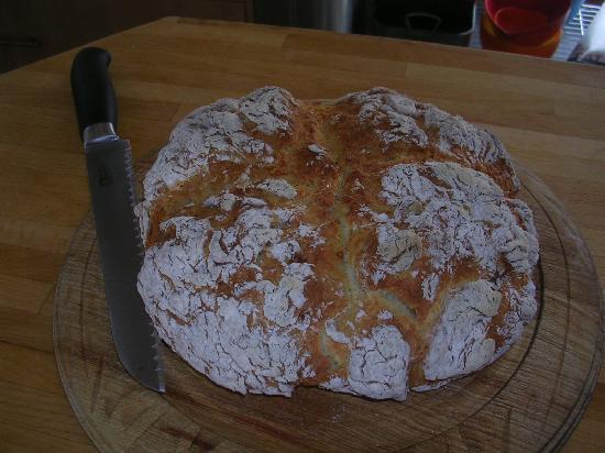 Lizzie's Kitchen : Irish Soda Bread