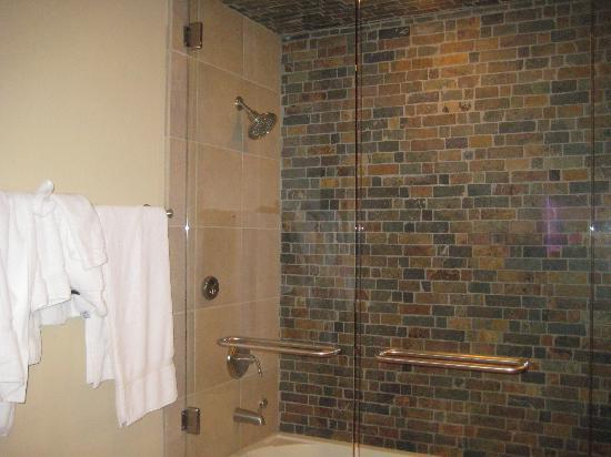 Shower/Steam room/Tub - Picture of The Innsbruck, Aspen - TripAdvisor