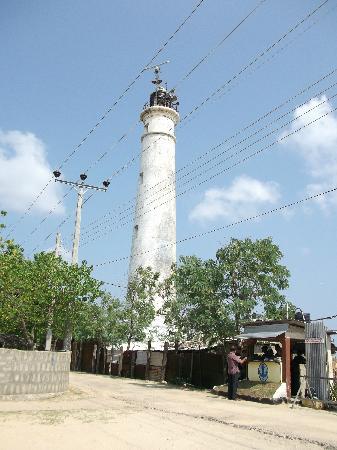 Jaffna, Sri Lanka: Light House - Point Pedro