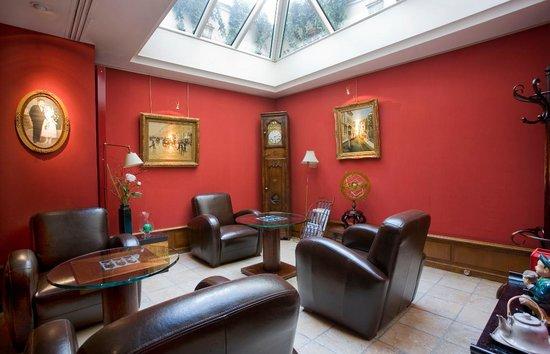 Hotel Atlantis Saint-Germain-des-Pres: Intérieur