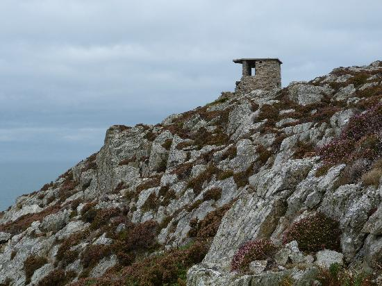 South Stack Lighthouse : observation point