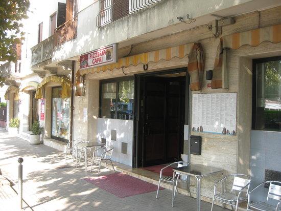 Pizzeria Capri, Venezia Marghera