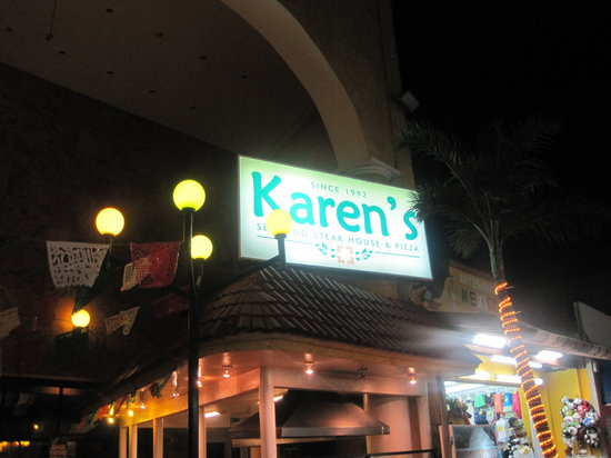Karen's Seafood Steak House & Pizza: karen's