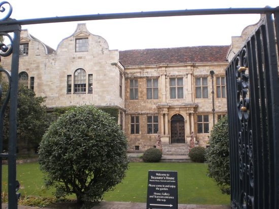 excellent cafe review of treasurer s house york england rh tripadvisor com