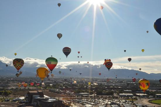 New Mexico: Balloon Fiesta