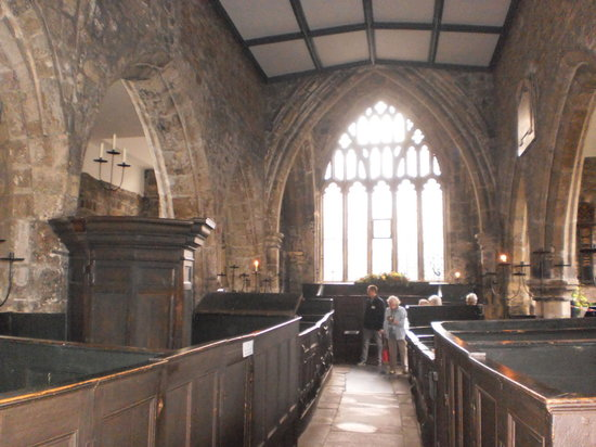Holy Trinity Church : Interior