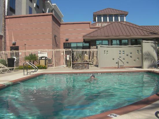 Hilton Garden Inn Phoenix North Happy Valley : pool