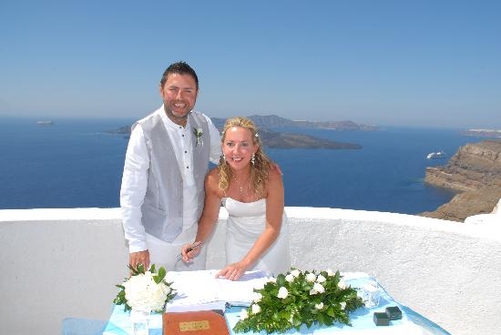 Aegean Plaza Hotel: Best day of our lives