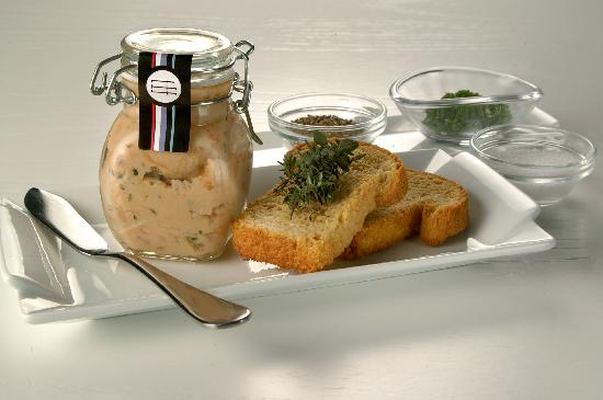 the food factory salmon rillette